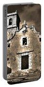 Church Of The Virgen De La Ermitana - Peniscola  Portable Battery Charger