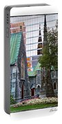 Church Reflections Portable Battery Charger