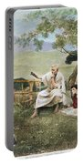 Cicero (106-43 B.c.) Portable Battery Charger