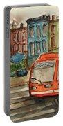 Cincinnati Streetcar Portable Battery Charger