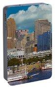 Cincinnati Tall Stacks  Portable Battery Charger
