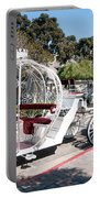 Cinderella Carriage Portable Battery Charger