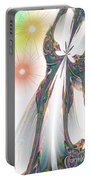 Cinderella's Wedding Night Portable Battery Charger