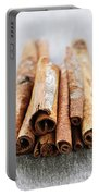 Cinnamon Sticks Portable Battery Charger