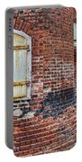 Circa 1901 Lowe Mill Art Studios Architecture Details Portable Battery Charger