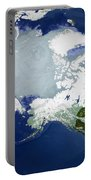 Circum-arctic Permafrost Portable Battery Charger