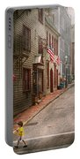 City - Rhode Island - Newport - Journey  Portable Battery Charger