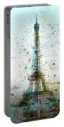 City-art Paris Eiffel Tower II Portable Battery Charger
