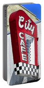 City Cafe Portable Battery Charger