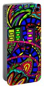 City Of Life Portable Battery Charger