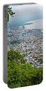 City Of Port Of Spain Trinidad 3 Portable Battery Charger