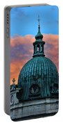 City Sunset Portable Battery Charger