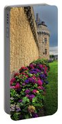 City Wall Vannes France Portable Battery Charger