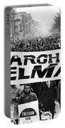 Civil Rights March, 1965 Portable Battery Charger