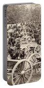 Civil War: Artillery, 1862 Portable Battery Charger