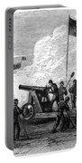 Civil War Battery Portable Battery Charger