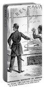 Civil War: Food Shortage Portable Battery Charger
