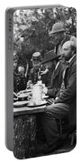 Civil War: Lunch, 1862 Portable Battery Charger
