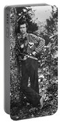Civil War: Soldier, 1861 Portable Battery Charger