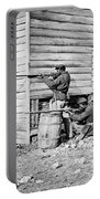 Civil War: Union Soldiers Portable Battery Charger