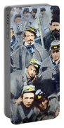 Civil War: Volunteers, 1861 Portable Battery Charger