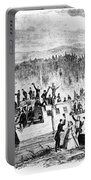 Civil War: Volunteers Portable Battery Charger