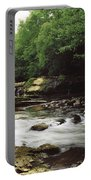 Clare River, Clare Glens, Co Tipperary Portable Battery Charger