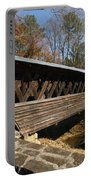 Clarkson Covered Bridge Portable Battery Charger