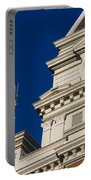 Clarksville Historic Courthouse Portable Battery Charger