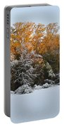 Clash Of Seasons Portable Battery Charger