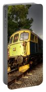 Class 33 At Bishop Auckland Portable Battery Charger