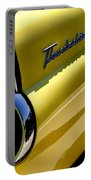 Classic T-bird Tailfin Portable Battery Charger