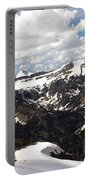 Clear Day On Rendezvous Mountain Portable Battery Charger