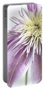 Clematis Josephine Portable Battery Charger