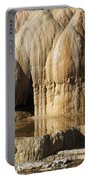Cleopatra Terrace, Mammoth Hot Springs Portable Battery Charger