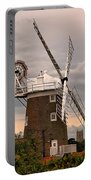 Cley Windmill Portable Battery Charger by Chris Thaxter