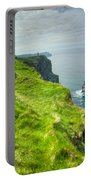 Cliff Of Moher 25 Portable Battery Charger