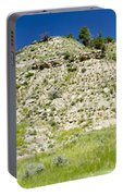 Cliff Side Panorama Portable Battery Charger