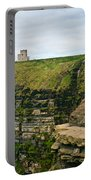 cliffs of Moher 38 Portable Battery Charger