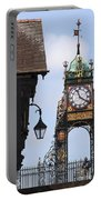 Clock In Chester Portable Battery Charger
