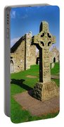 Clonmacnoise, Co Offaly, Ireland High Portable Battery Charger