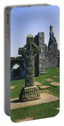 Clonmacnoise, Co Offaly, Ireland, West Portable Battery Charger
