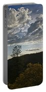 Clouds At Sunset II Portable Battery Charger
