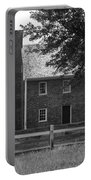 Clover Hill Tavern Guesthouse Bw Portable Battery Charger