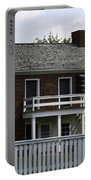 Clover Hill Tavern Kitchen Appomattox Virginia Portable Battery Charger by Teresa Mucha
