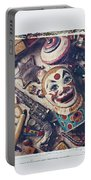 Clown Bank Portable Battery Charger