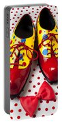 Clown Shoes  Portable Battery Charger