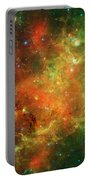 Clusters Of Young Stars In The North Portable Battery Charger