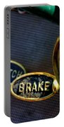 Clutch And Brake Portable Battery Charger