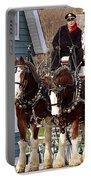 Clydesdales Portable Battery Charger